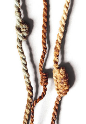 knot string